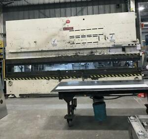 Press brake Allsteel 200T x 18'