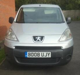 Peugeot partner 1.6 hdi se 90 low mileage
