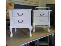 Bedside cabinets (x2) - Elysees Range