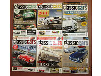 Classic Cars Magazine – Complete 2010 Year
