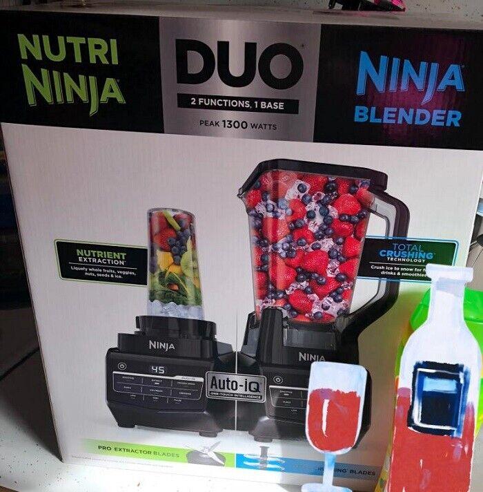 nutri bn642 blender duo personal and countertop