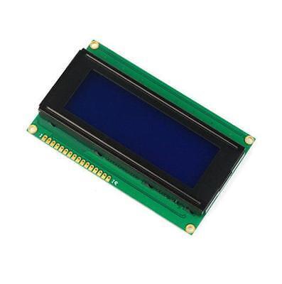 2pcs 2004 20x4 Character Lcd Display Module Hd44780 Controller Blue Blacklight Z