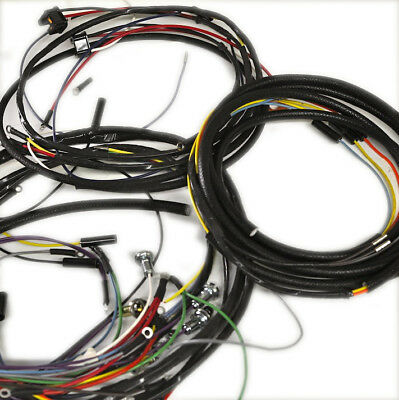 Willys Jeep Wiring Harness 1957-1964 FC 170