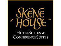 Full Time Receptionist - Skene House HotelSuites