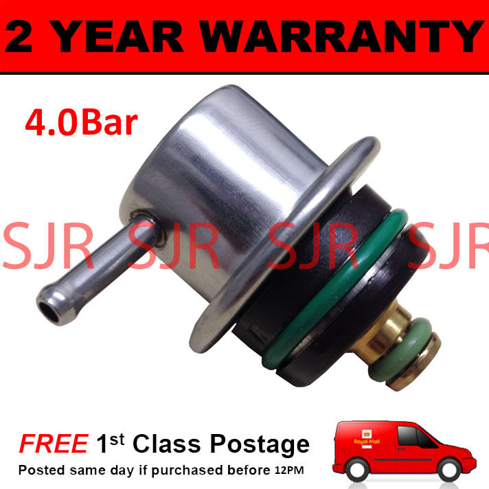 4.0 BAR UNIVERSAL FUEL PRESSURE REGULATOR REPLACEMENT UPGRADE CAR MOTORBIKE