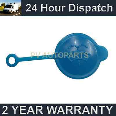 UNIVERSAL WINDSCREEN WASHER SCREENWASH BOTTLE REPLACEMENT CAP TOP COVER WWY26