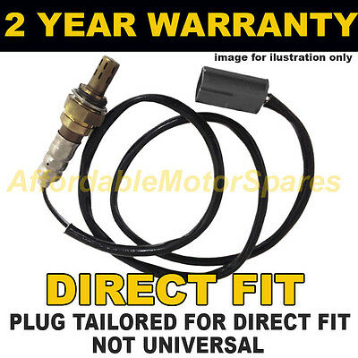 FOR MAZDA 929 III 3.0 18V FRONT 3 WIRE DIRECT FIT LAMBDA OXYGEN SENSOR OS07801