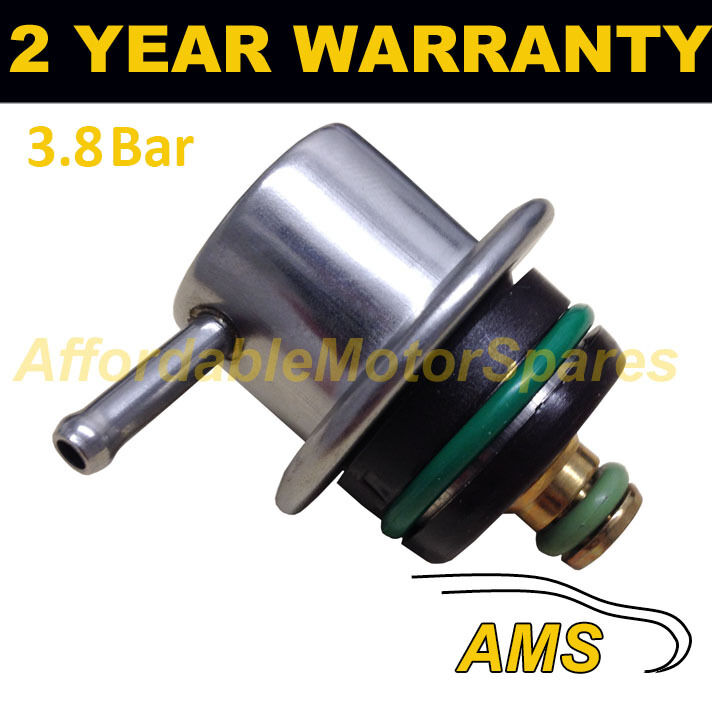 3.8 BAR UNIVERSAL FUEL PRESSURE REGULATOR REPLACEMENT UPGRADE CAR MOTORBIKE