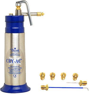 Brymill B700 Cryac Cry-ac 16oz 500ml Liquid Nitrogen Ln2 Gun For Cryotherapy