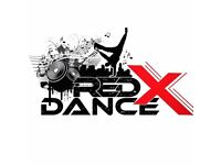 RedX Street Dance Class