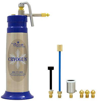 Brymill 500ml16oz Veterinary Cryosurgical Sprayer With Tips Cryogun Vet