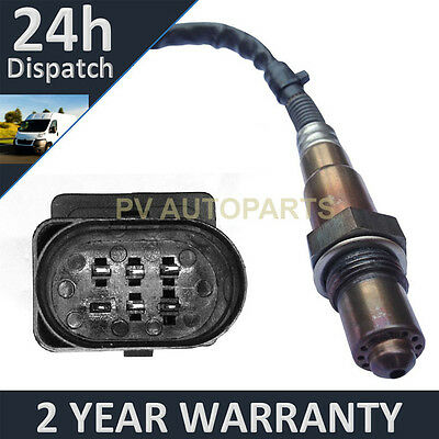 FOR VW POLO 1.0 1.4 1.6 FRONT 5 WIRE WIDEBAND OXYGEN LAMBDA SENSOR OS50224