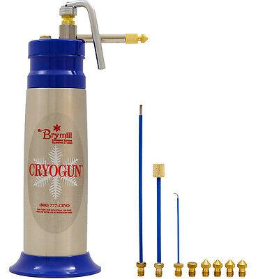 Brymill 16oz 500 Ml Industrial Liquid Nitrogenln2 Sprayer Cryogun