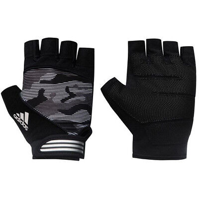 adidas Performance Gloves Camo Print Fitness Handschuhe Trainingshandschuhe