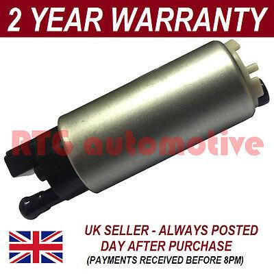 Para Rover 220 420 620 Turbo 12V en Tanque Eléctrico Combustible Bomba...