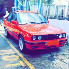 BMW 318i E30 Lux