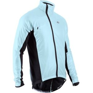 Sugoi RSE Alpha Bike, Running Jacket - Men's, XL, Blue, New