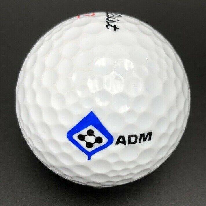 ADM Logo Golf Ball 1 Titleist HVC 90 PreOwned - $9.99