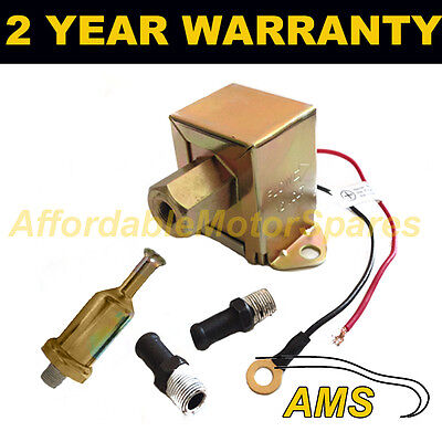UNIVERSAL SOLID STATE FACET STYLE 12 VOLT FUEL PUMP