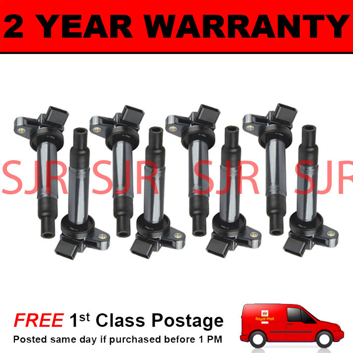 8X FOR TOYOTA LANDCRUISER 4.7 LEXUS GS GX GS470 GX470 PENCIL IGNITION COIL PACKS