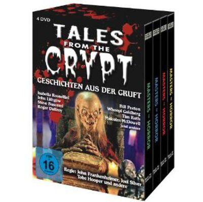 Tales From The Crypt - Geschichten aus der Gruft - 4 DVD Box NEU OVP 16 Episoden ()