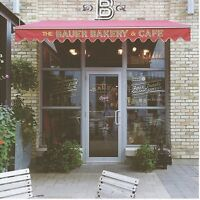 The Bauer Bakery & Cafe is hiring!