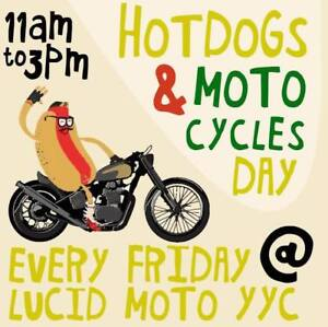 Old School Hot Dog Day - Every Friday