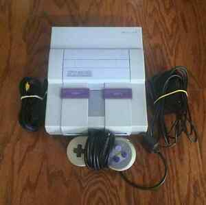 Super Nintendo SNES Great Condition  - Tested it Today