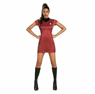 Star Trek Uhura Womens Into Darkness Halloween Party Costume Dress 887361 - Uhura Costume Halloween