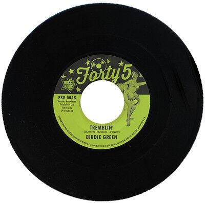 "BIRDIE GREEN  ""TREMBLIN'""    CLASSIC 60's R&B DANCER   LISTEN!"