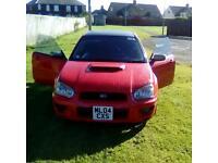 2004 Subaru wrx ppp