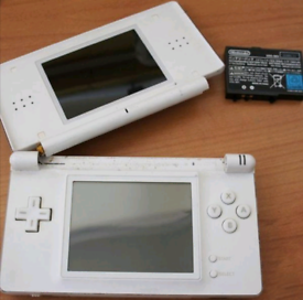 Wanted broken and working consoles mainly nintendo