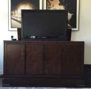 """42"""" TV and TV Stand - $700"""