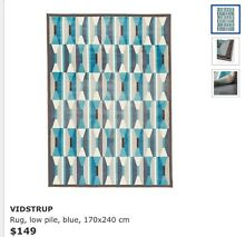 IKEA Vidstrup Rug Chatswood West Willoughby Area Preview