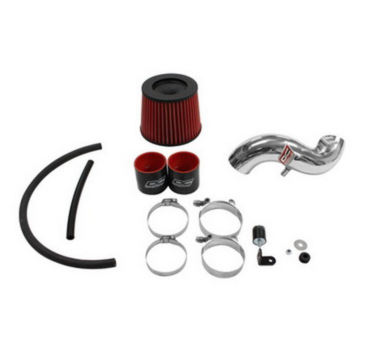 DC Sports Short Ram Air Intake System 07-08 Honda Fit 1.5L ALL CARB LEGAL NEW