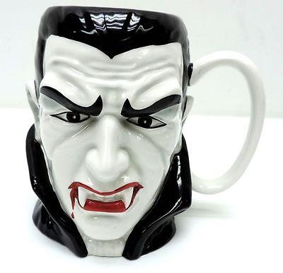 Dracula Telaflora Giant Ceramic Mug or Vase - 7 inches tall