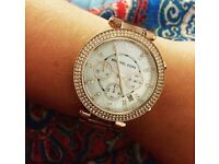 Genuine Rose Gold Michael Kors Watch