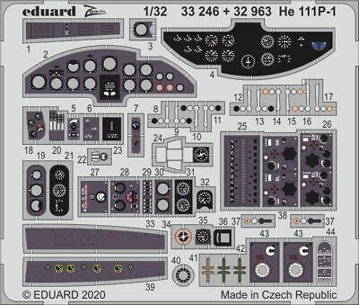 Eduard Zoom 33246 1/32 Heinkel He-111P-1 REVELL