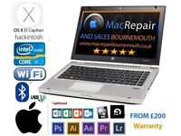 Macbook i7 HACKINTOSH - 2013 - Based on HP Elitebook 8470p - El Capitan