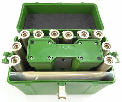 New Id-1 Russian Soviet Military Dosimeter Radiation Detector Geiger Counter