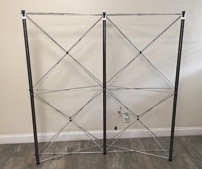 Nomadic Instand 5x5 Trade Show Pop Up Display Table Top Booth Display - Add On