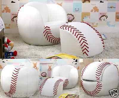 Baseball Shaped Kids Sofa Best for
