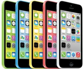 APPLE IPHONE 5C 8GB **** FACTORY UNLOCKED ****