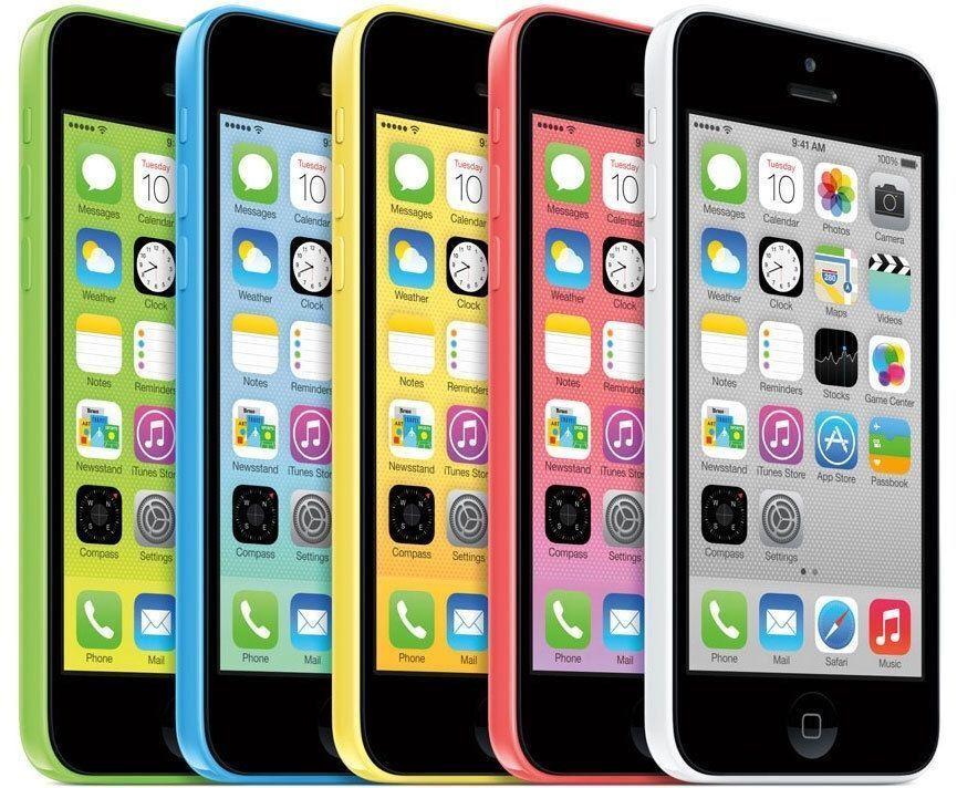 $74.97 - Apple iPhone 5c 8GB 16GB 32GB Factory GSM Unlocked Smartphone
