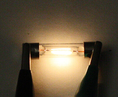 5 Fuse Lamps Bulbs For Vintage Receivers Fits Pioneer SX 8v 250 ma