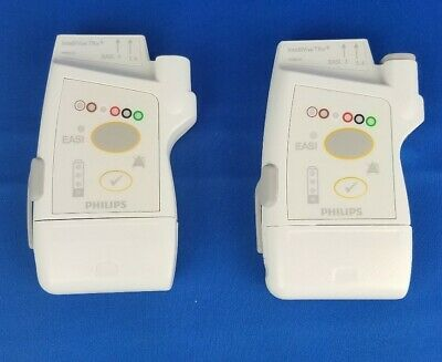 Philips IntelliVue TRx+ M4841A Telemetry, SPO2, EASI, 12 leads Model