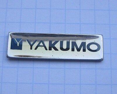 YAKUMO / IT / CE / ENTERTAINMENT ....................Computer Pin (131a)