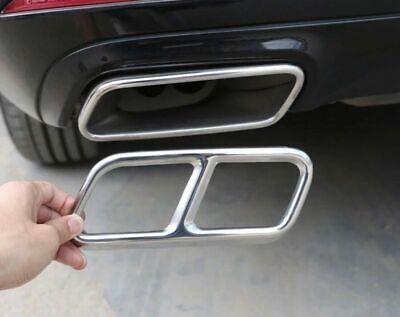Auspuff Blende Passend Für Mercedes Benz S Klasse W221 W222 C217 W251 X166
