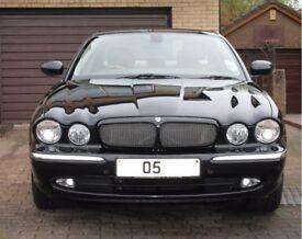 Jaguar XJ Sovereign 2005, 2.7d Automatic Excellent Condition 56k genuine miles