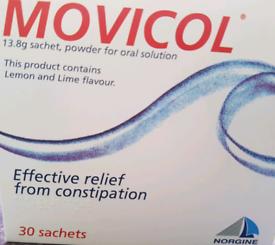 Movicol (lemon & lime) 60 sachets
